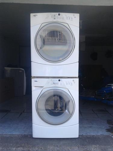 Juego de lavadora y secadora whirlpool duet