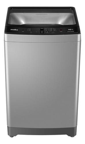 Lavadora carga superior mabe 31 libras (14kg) - gris