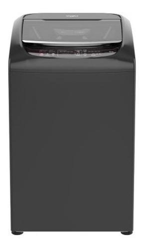 Lavadora whirlpool 40 libras (18 kg) - negra