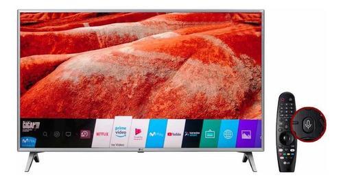 Led smart tv 50 4k lg ref:50um7500pdb incluye magic control