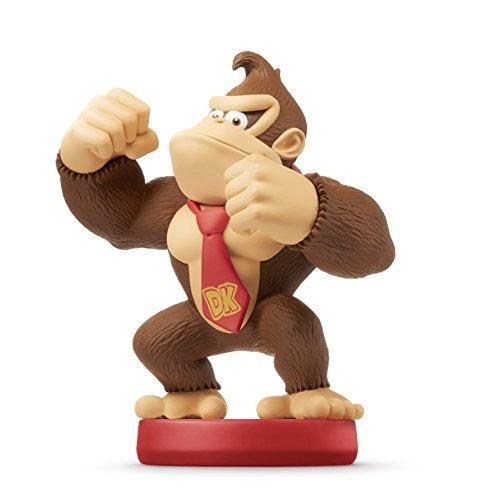 Nintendo donkey kong amiibo sm serie nintendo wii u