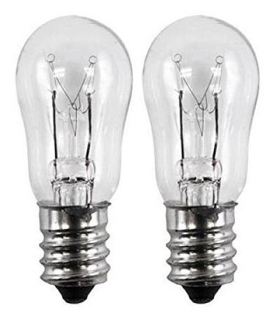 Ocsparts ele208 x 2 we4m305 general electric - luz secadora