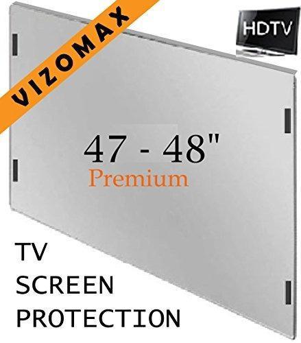 47 48 pulgadas vizomax tv protector pantalla lcd led plasma