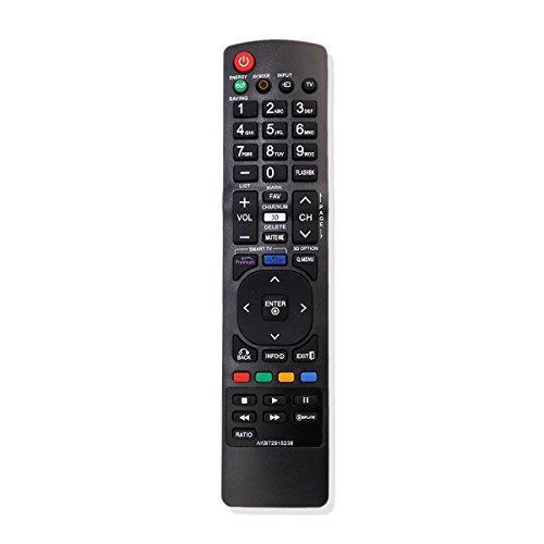 Akb72915238 Mando A Distancia Para LG Led Lcd Plasma Tv 32l