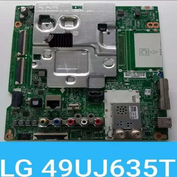 Main board de tv led lg 49uj635t