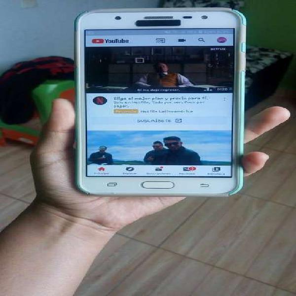 Samsung j7 prime con display nuevo