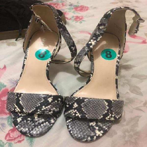Zapatos nine west talla 38 y medio para mujer originales