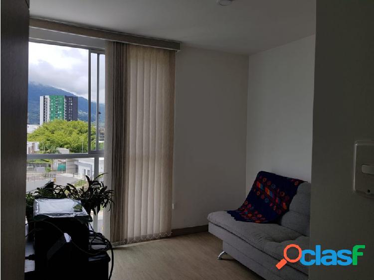 Apartamento amoblado en renta norte 9408