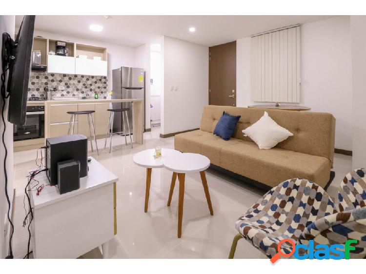 Renta por días, apartamento 408 amoblado, armenia