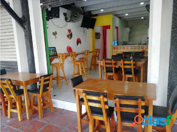 Arriendo local restaurante, las gaviotas cartagena