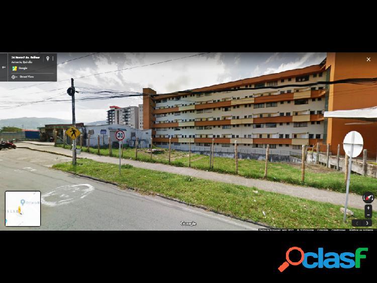 Lote urbano norte armenia av. bolivar popsy 1326