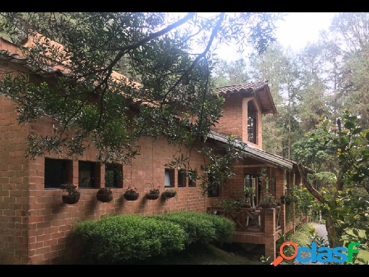 Se vende casa en parcelación los chagualos el retiro fizebad