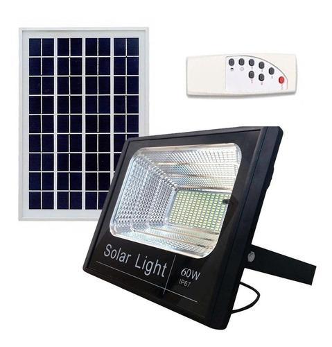 Lampara reflector solar 60w original retilap