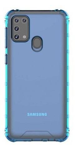 Celular samsung galaxy m31 128gb azul + cover azul exy lk598