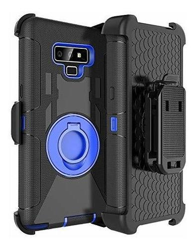 Funda Protectora Para Samsung Galaxy Note 9 64 2018blue Fund
