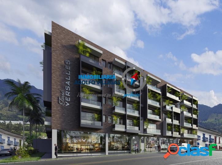 Proyecto apartamentos 1641