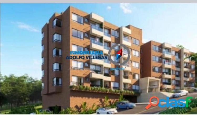 Apartamento para venta en unidad cerrada del retiro 2942