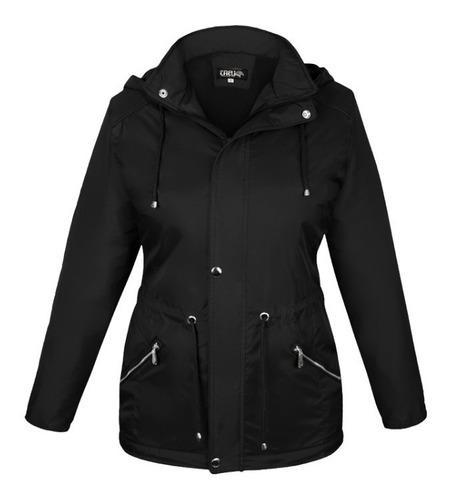 2x100.000 chaqueta para mujer forrada en algodón