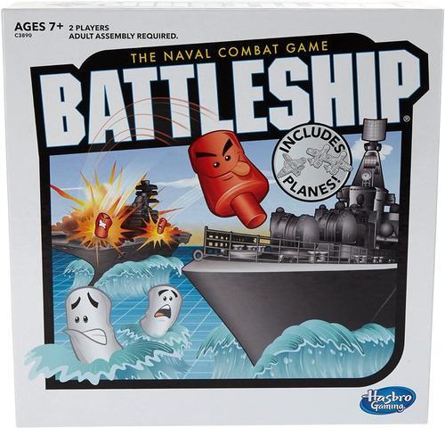 Battleship batalla naval juego hasbro original entrega inmed