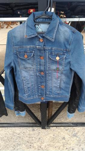 Chaquetas en jean para mujer, todas las tallas