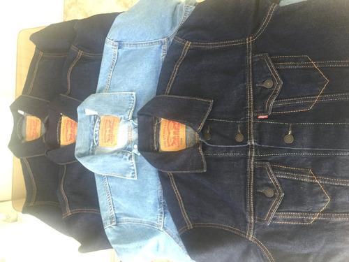 Chaquetas jeans levis originales