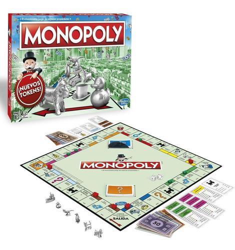 Monopoly monopolio classic clásico hasbro original