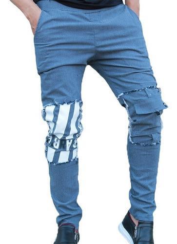 Sudadera jogger pantalon rare azul original maxi®