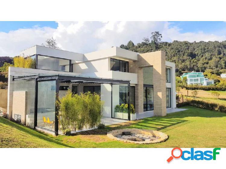 Espectacular casa en venta en yerba bonita