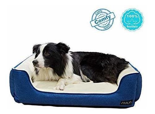 Cama comoda para perros anwa perros grandes, cama para perro