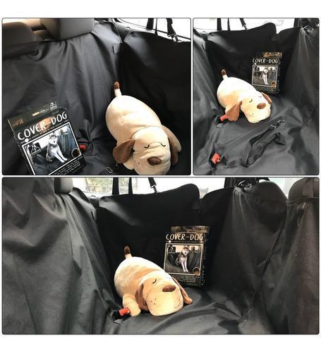 Protector silla carro trasera automovil mas cinturon regalo