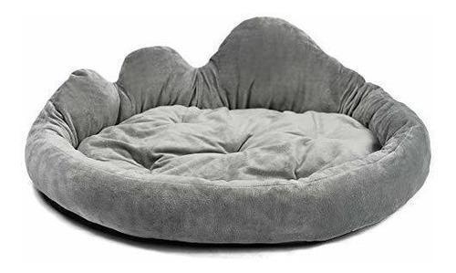 Yunnarl cama para perros indestructible con forma de nube ca
