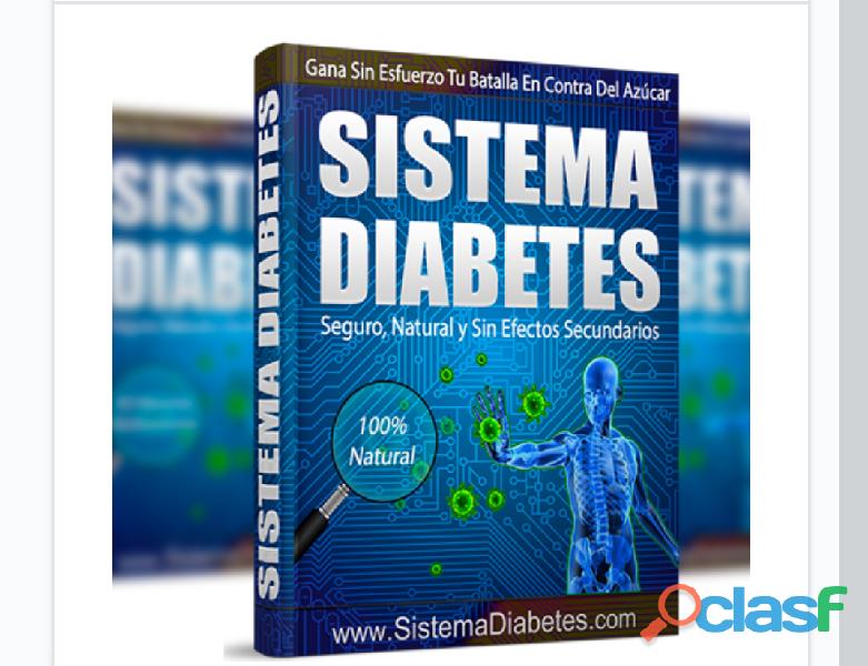 Ganale a la diabetes