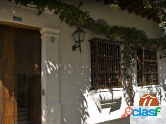 Casa quero en centro histórico de cartagena