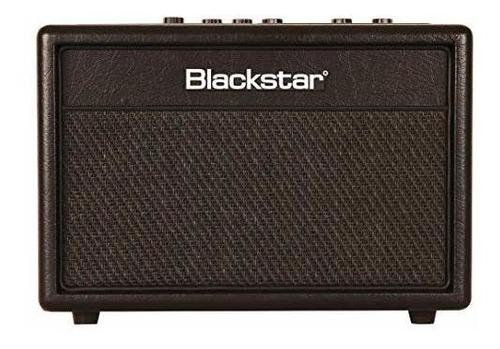 Amplificador de guitarra acustica, electrica y de bajo black