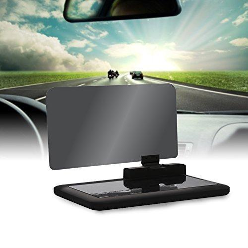 Car Hud Phone Navegación Gps Hd Image Reflector Head Up Dis