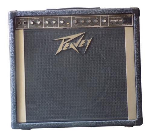 Co00240001 amplificador valvular guitarra peavey triumph 60