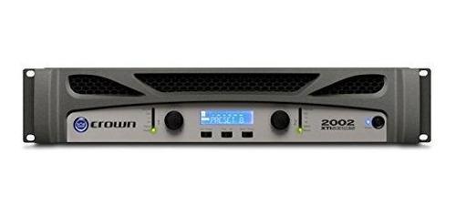 Corona xti 2002 amplificador de potencia para sistemas de pa