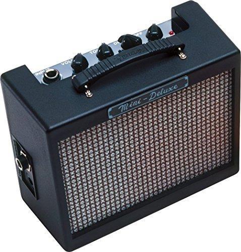 Fender mini deluxe amplificador de guitarra eléctrica