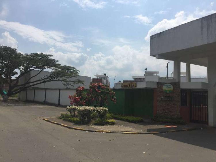 Casa en construcción en condominio campestre villas del