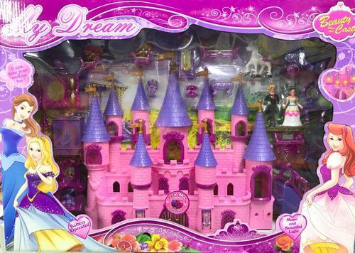 Castillo princesas accesorios luces sonidos my castle