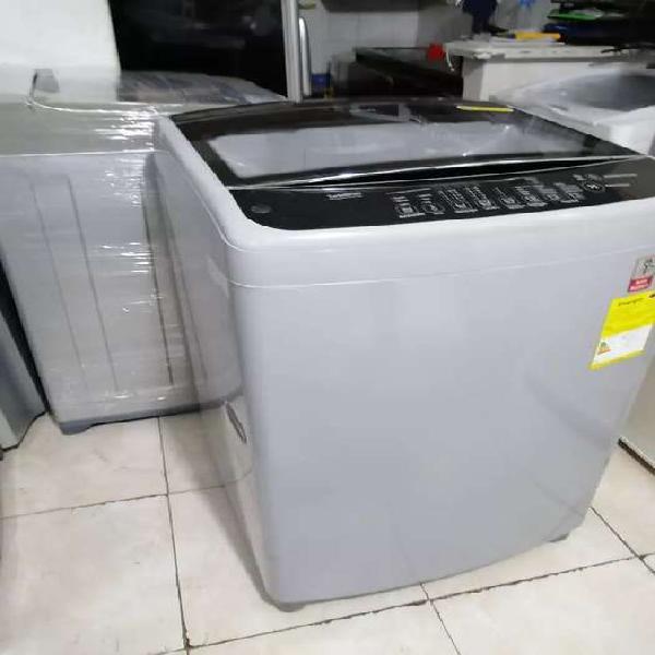 Lavadora smat como nueva 40 libras lg turbo drum, precio