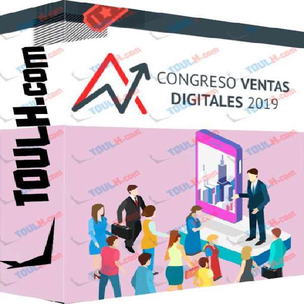 Curso virtual; congreso online internacional de ventas