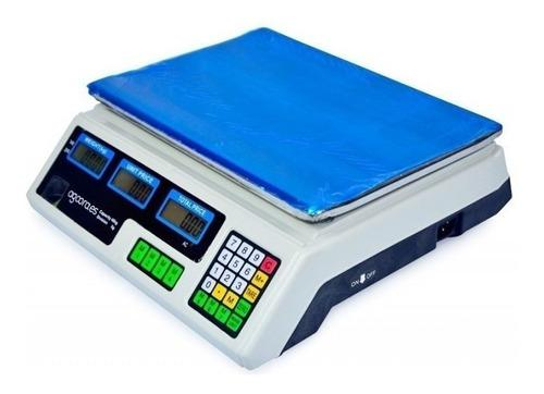 Bascula electrónica balanza digital gramera 40 kilos pesa