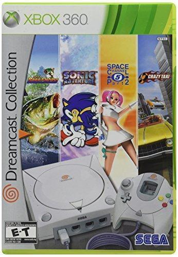 Colección dreamcast xbox 360