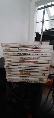 Juegos De Wii Originlalesen Exelente Estado