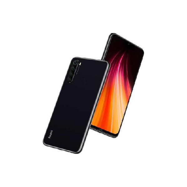 Celular xiaomi redmi note black 8 64gb 4g nuevo 1 año