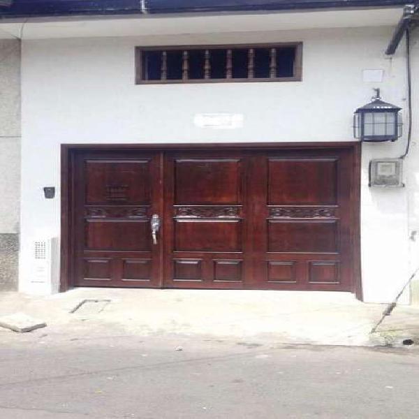 Se vende casa en el barrio la Pamba