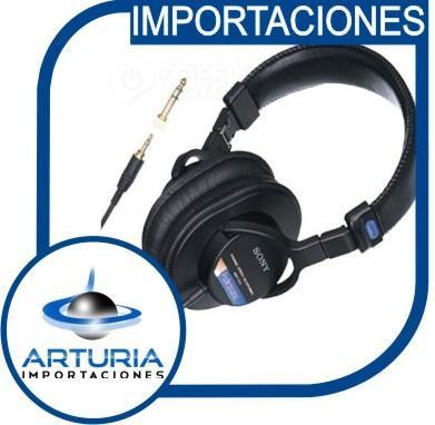 Sony mdr-7506 audífonos