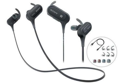 Sony mrdxb50bs audifono bluetooth resistente al agua