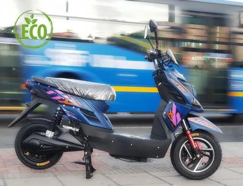 1000w moto scooter eléctrica super sport 1000w nuevas!